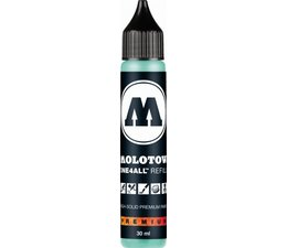 Molotow one4all refill 020 30ml lago blue pastel