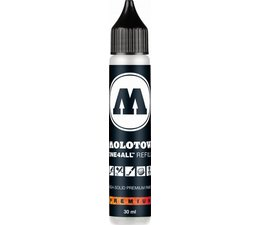 Molotow one4all refill 160 30ml signal white