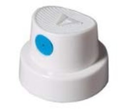 Molotow cap smoothsoft white/blue middle
