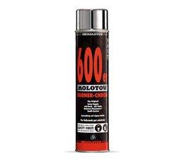 Motow Burner 600ml chrome
