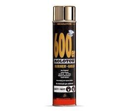 Molotow Burner 600ml gold