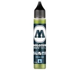 Molotow Grafx aqua refill 416 30ml yellow green
