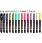 Markers PC-1M e-fine