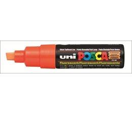 Uni-Posca marker large PC8K fluororanje