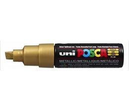 Uni-Posca marker large PC8K goud