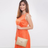 Krisha Clutch Orange