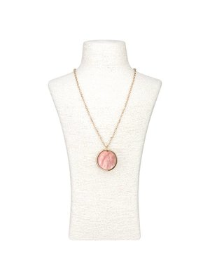 The Pale Red Pendant