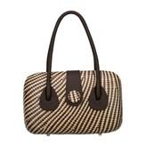 Mabini Bag Stripe Brown