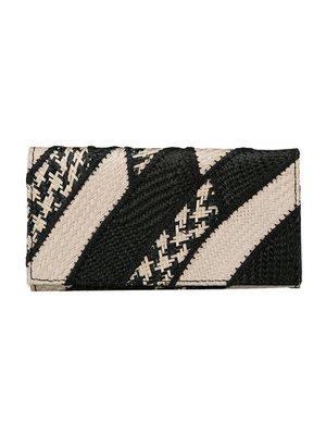 Dahon Wallet Banded Black Cream