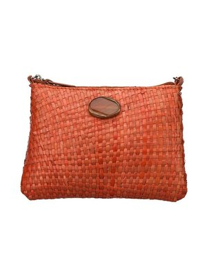 Trisha Clutch Orange