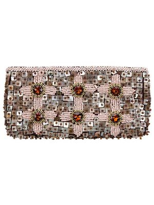 Babae Clutch Chocolate