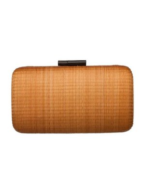 Chona Clutch Orange