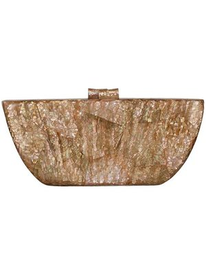 Joramae Clutch Brown