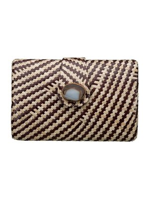 Maganda Clutch Banded Pearl
