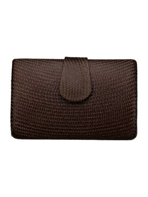 Maganda Clutch Brown