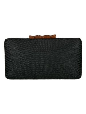 Luna Clutch Black