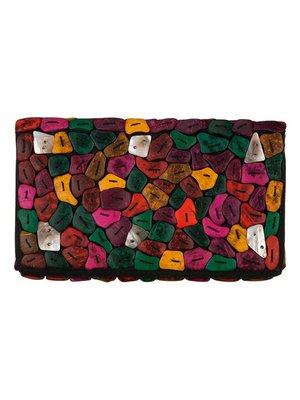 Coco Clutch Multicolor