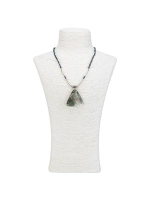 The Pyramid Pendant