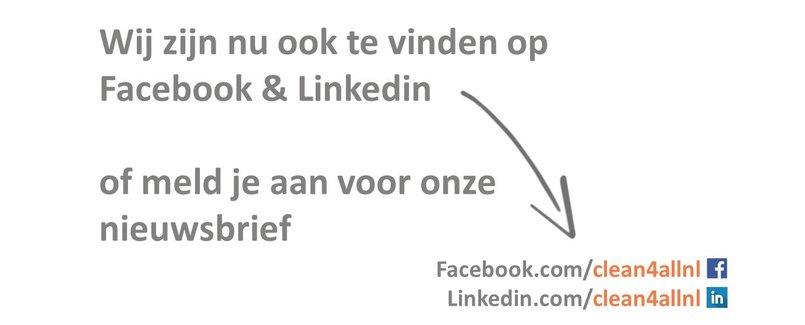Social media & nieuwsbrief