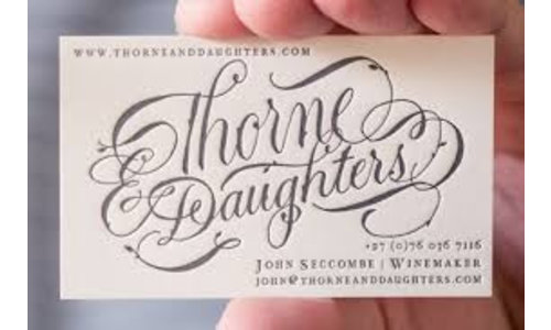 Thorne and Daughter's Winery