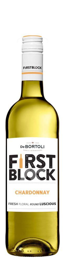 De Bortoli First Block Chardonnay, Riverina, Australi�, Witte Wijn