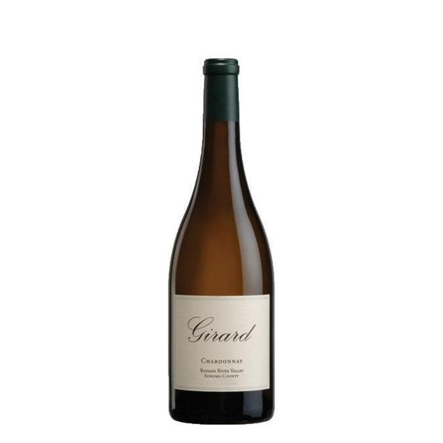 Girard Winery, Chardonnay Russian River, 2015, Napa Valley, California, VS, Witte Wijn