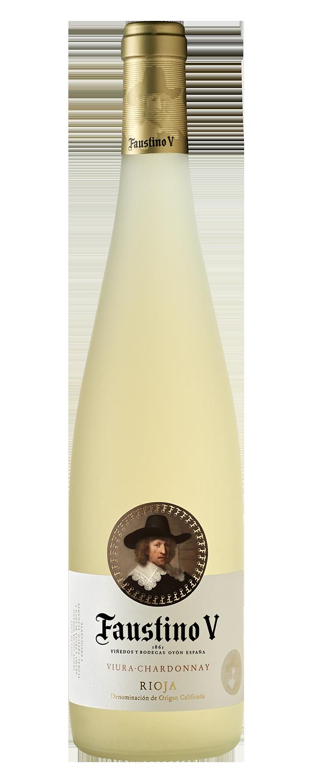 Bodegas Faustino V Blanco, 2019, Spanje, Witte wijn