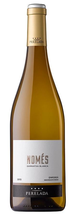 Castillo Perelada Nomes, Garnatxa Blanca, 2018, Spanje, Witte wijn
