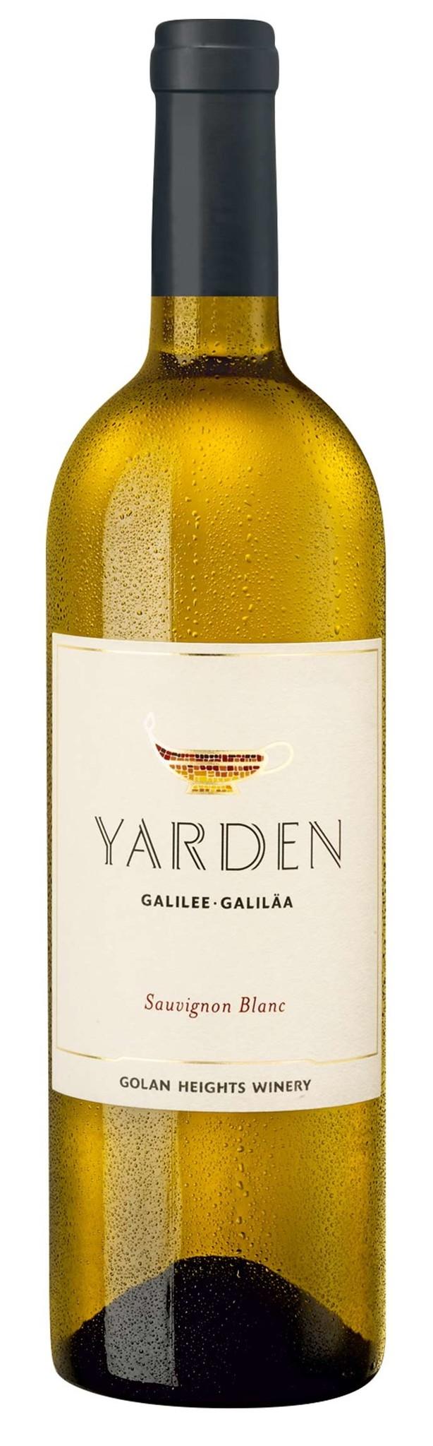 Golan Heights Winery Yarden Sauvignon Blanc, 2019, Made in the Golan Heights, Israeli settlements