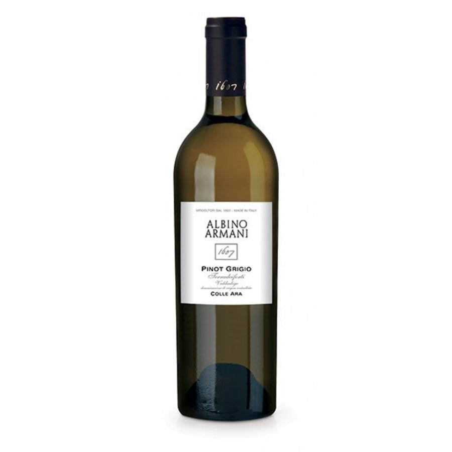 Albino Armani, Pinot Grigio Colle Ara, 2019, Veneto, Italie, Witte Wijn