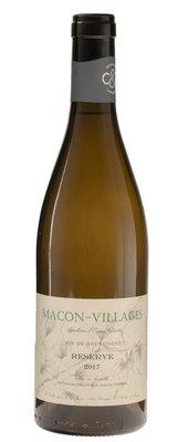 Macon Villages, 2019, Bourgogne, Frankrijk, Witte Wijn
