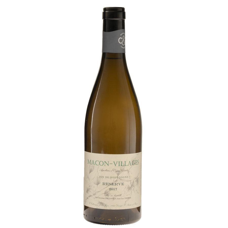 Macon Villages, 2017, Bourgogne, Frankrijk, Witte Wijn