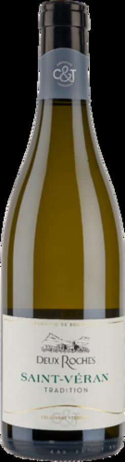 Terrier Saint Veran Tradition 2018 , Bourgogne, Frankrijk, Witte Wijn