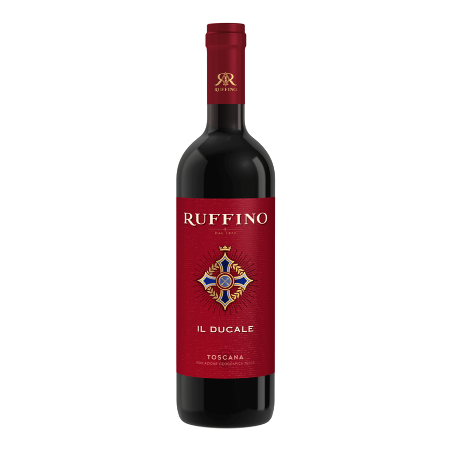 Ruffino Il Ducale IGT Toscana , 2017, Italië, Rode wijn