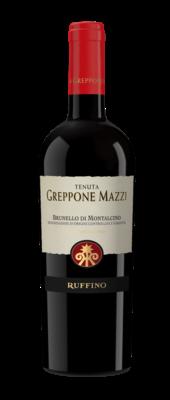 Greppone Mazzi Brunello di Montalcino DOCG, 2015, Italië, Rode wijn