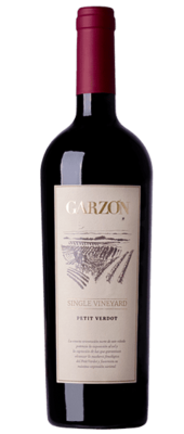 Petit Verdot Single Vineyard, 2017, Garzon, Uruguay