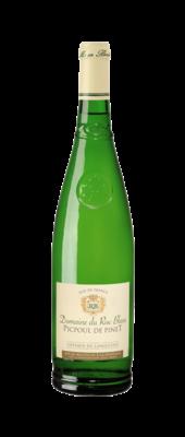 Picpoul de Pinet, 2018, Languedoc, Frankrijk, Witte wijn