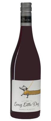 Long Litte Dog Rouge, 2018,Languedoc-Roussillon, Frankrijk, Rode Wijn