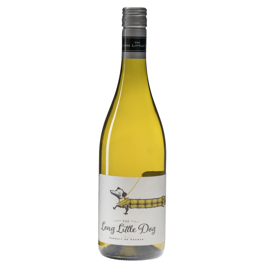 Boutinot, The Long Little Dog Blanc, 2020, Languedoc-Roussillon, Frankrijk, Witte Wijn