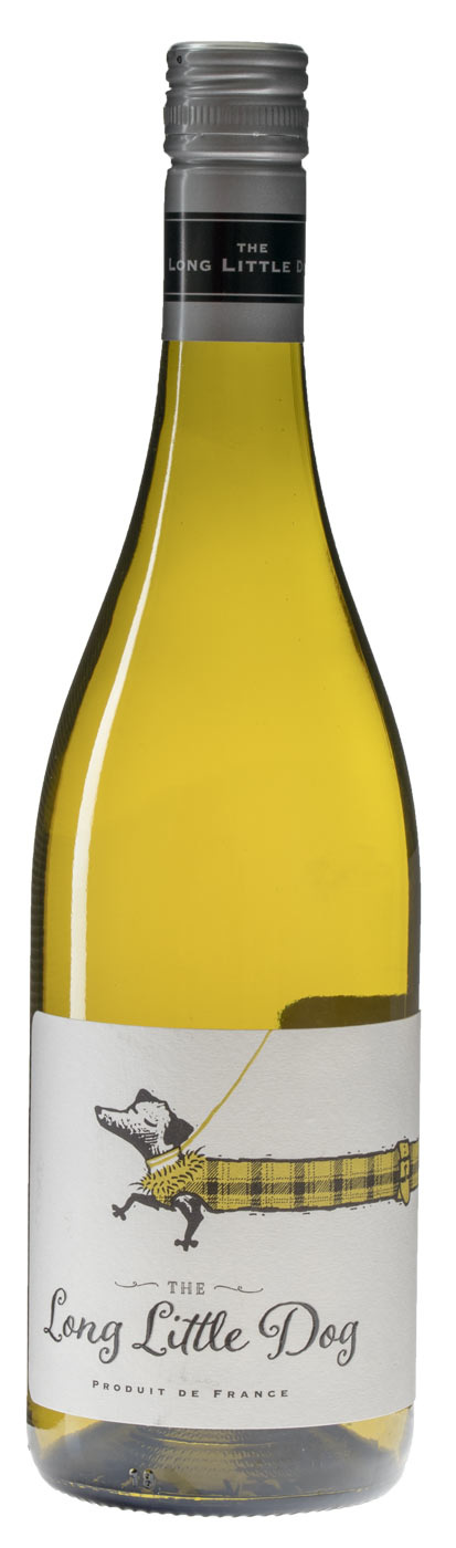 Boutinot The Long Little Dog Blanc, 2020, Languedoc-Roussillon, Frankrijk, Witte Wijn