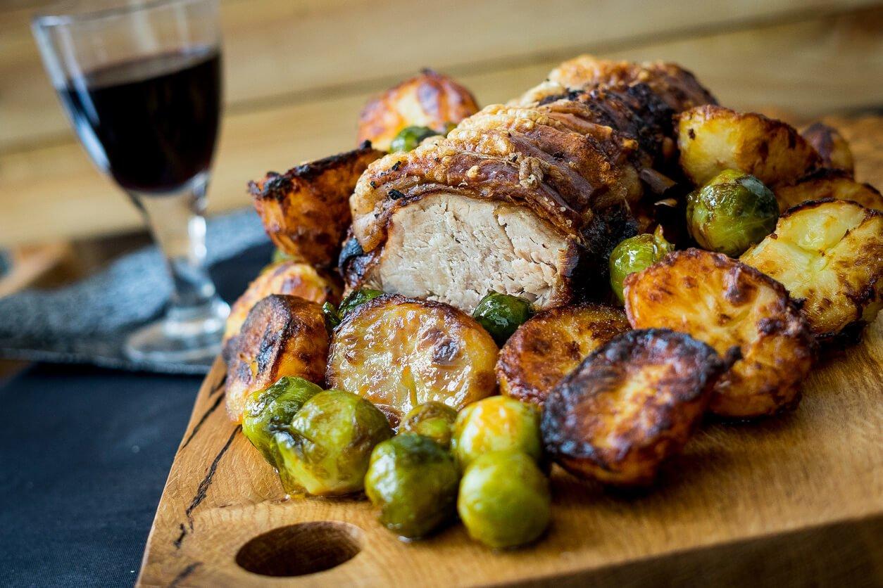 Wijnsuggesties voor gerechten met varkensvlees