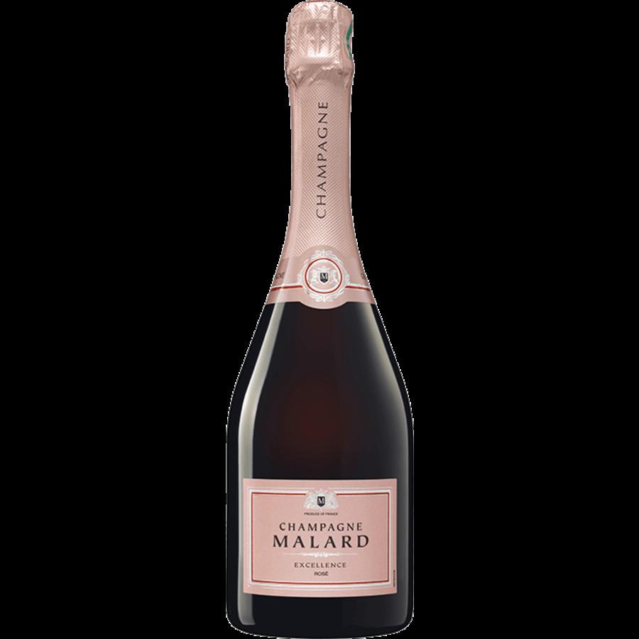 Chamapgne Malard Excellene Rose, Champagne, Frankrijk