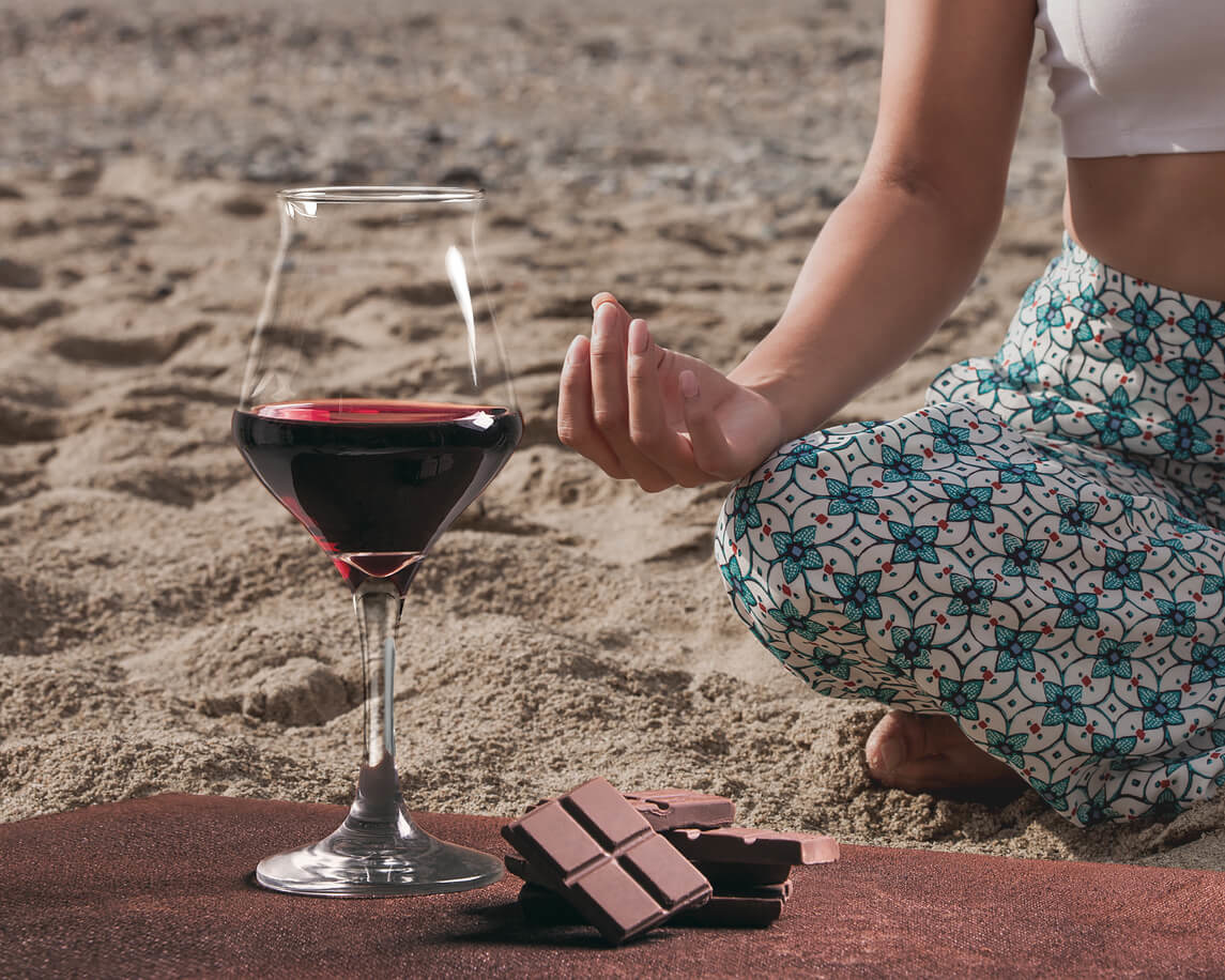 Caloriearme wijn opties