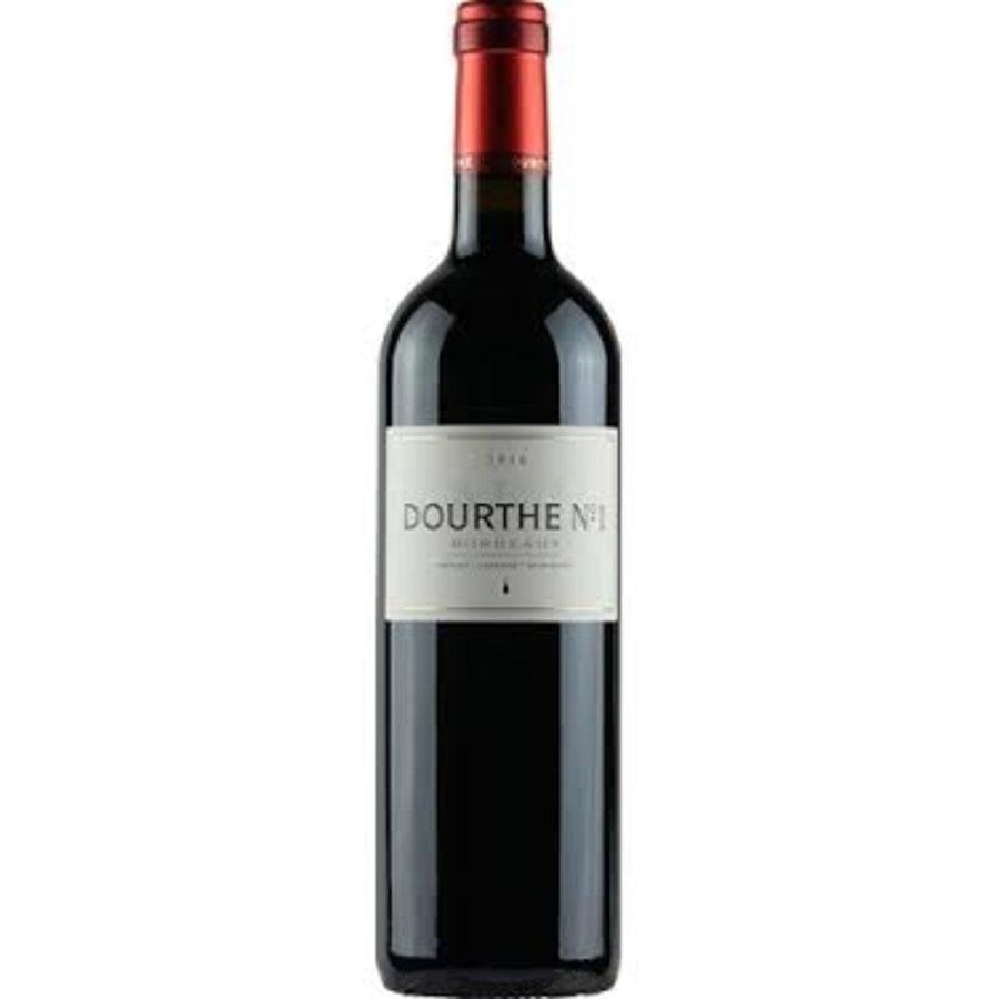 Dourthe Nr1 Dourthe Rouge 2017, Bordeaux, Frankrijk