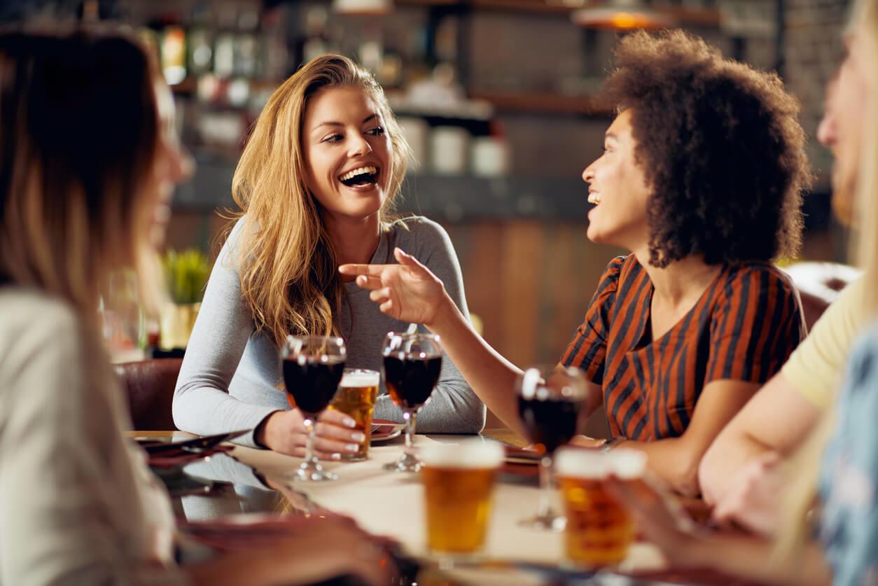 De voordelen van wijn drinken