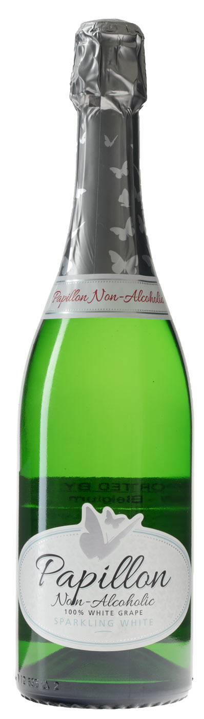 Van Loveren wijn Papillon Sparkling Wine, 0% Alcohol, Zuid-Afrika