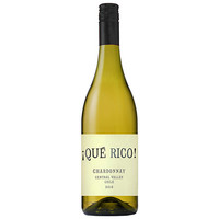 !Que Rico! Chardonnay, 2019, Central Valley, Chili, Witte wijn