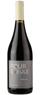 Pour Ma Gueule, Pinot Noir, Maipo Valley, Chili, Rode wijn