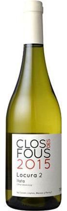 Clos des Fous Locura 2, Itata Valley, Chili, Witte wijn
