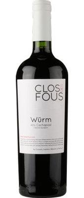 Würm, Cabernet Sauvignon, Maipo Valley, Chili, Rode wijn